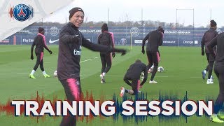 TRAINING SESSION - With Kylian Mbappé, Marquinhos & Dani Alves