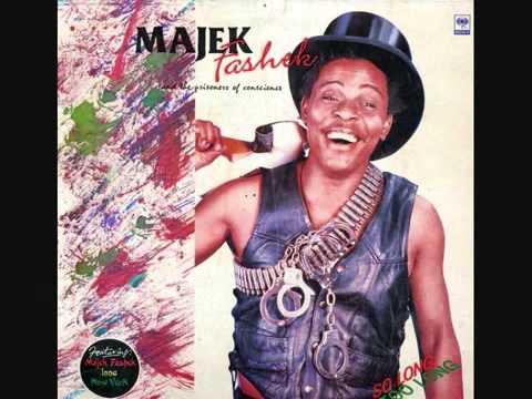 Majek Fashek  Free Africa Free Mandela