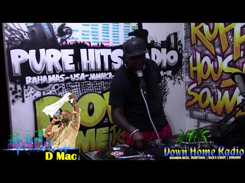 (NEW) Bahamian Music Mix 2015 (Down Home Radio) Dj Sampler