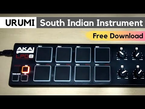 Urumi South Indian Instrument | Patch Loop - Free Download And Use