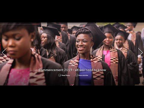 Top five (5) Highest Rank Private Universities in Ghana - 2018