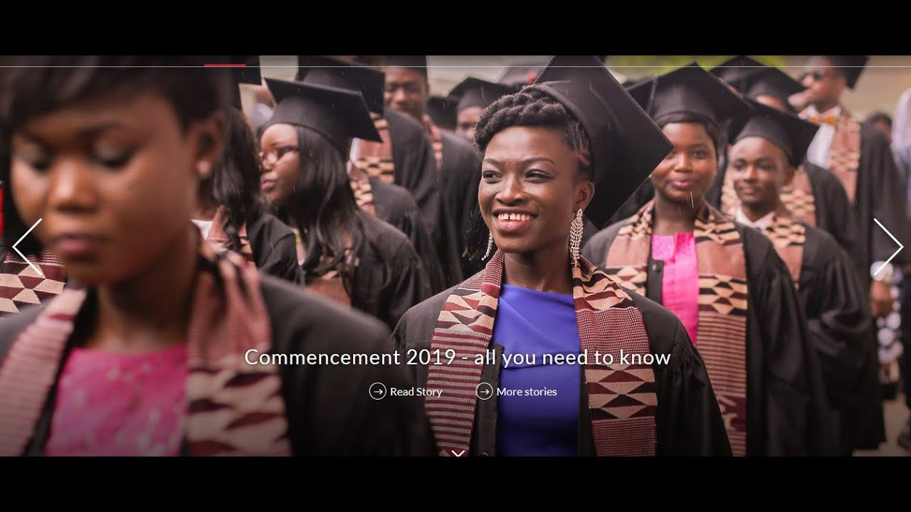Download 2018 Top 5 Highest Rank Private Universities in Ghana    isAndrews