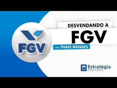 Banca FGV: Entrevista Com A Coordenadora De Concursos