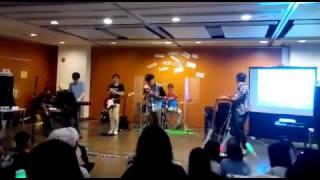 陳奕迅 Eason Chan-最佳損友 + Supper Moment-小伙子intro (covered by 龍角