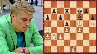 Шахматы. Современный ШЕДЕВР эндшпильной техники!