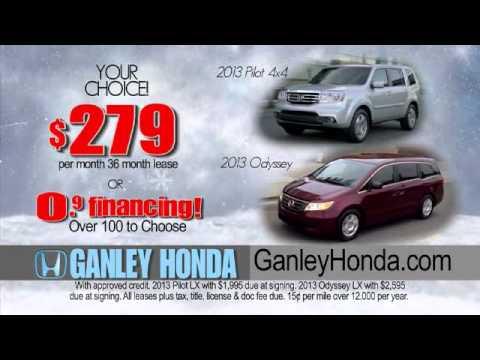 Ganley Honda Odyssey Commercial