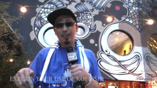 MULTIHOP.TV - INSIDE GRAFFITI feat. PESU ART & DREAM HOTEL,NYC