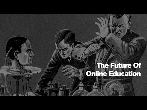 Teach Online - What Is The Future Of Online Education For Online Instructors & Entrepreneurs