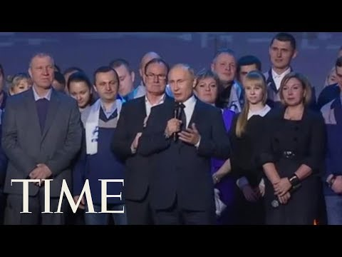 Vladimir Putin Will Run For Re-Election As President Of Russia In 2018 | TIME