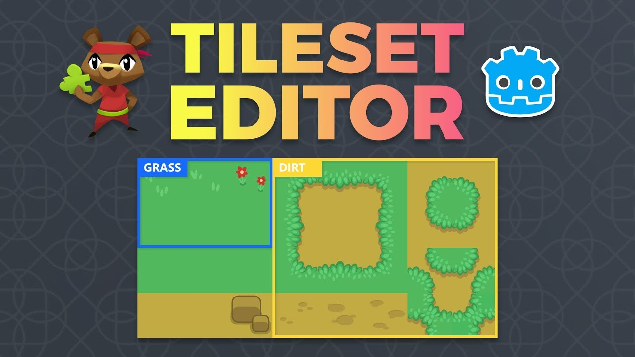 16X16 Tileset new tileset editor in godot 3.1: preview and tutorial