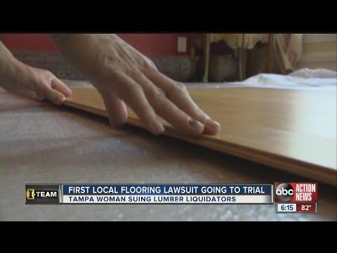 I-Team: Local woman sues Lumber Liquidators