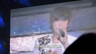 [FANCAM] 110219 Welcome Back to Beast Airline - Break Down
