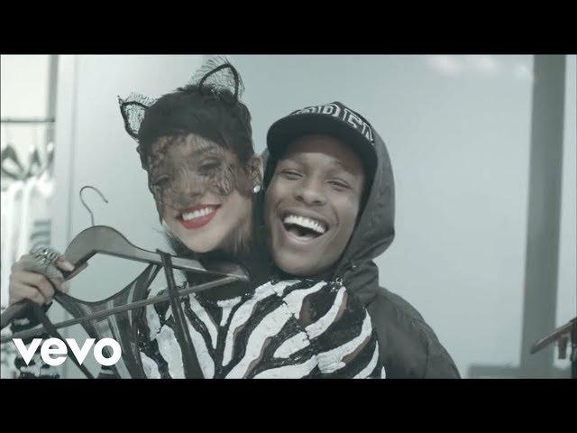 A$AP Rocky - Fashion Killa (Explicit Version) (Official Music Video)