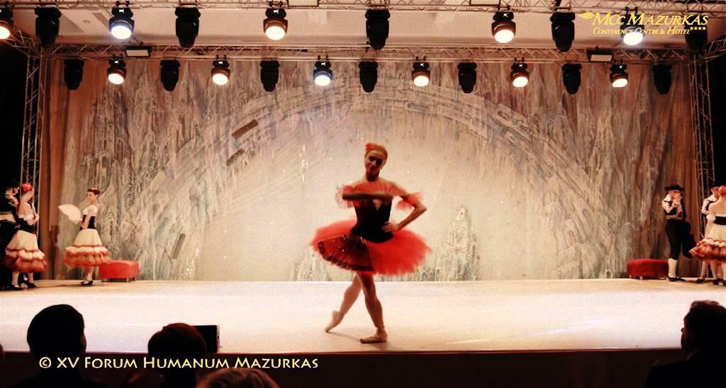 XV Forum Humanum Mazurkas