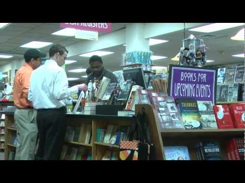 Can Bookstores Survive in D.C.?