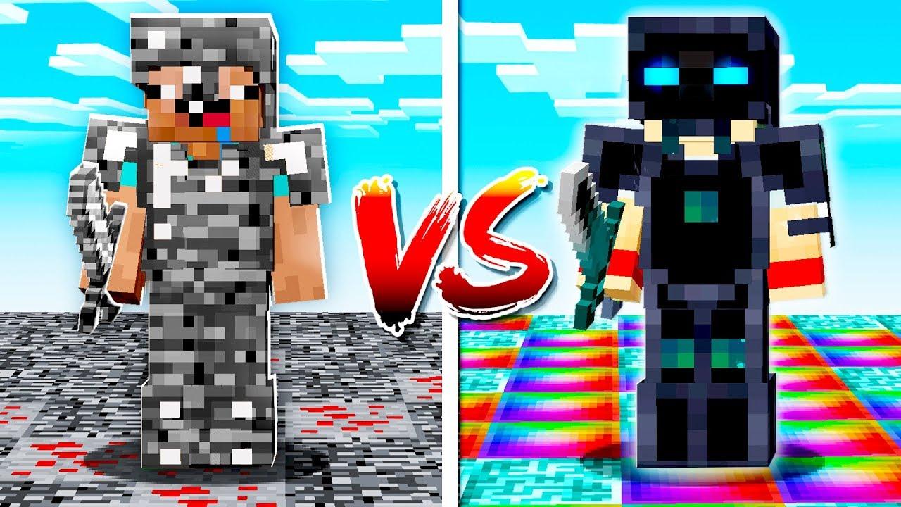Minecraft NOOB vs PRO: STRONGEST ARMOR in MINECRAFT YouTube