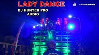 lady dance bj hunter