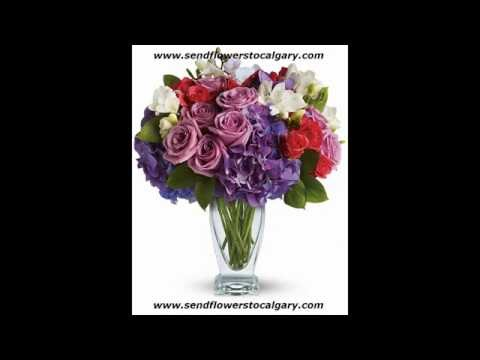 Send flowers from Syria to Calgary Alberta Canada