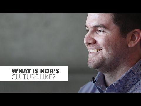 Internship Insights #7 – What is HDR's Culture Like?