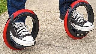 凄すぎる移動手段10選、公道では走れないけど未来的な乗り物大特集