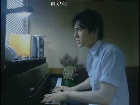 """言の葉の庭 ED """"Rain"""" - 大江千里 (秦基博) The Garden of Words"""