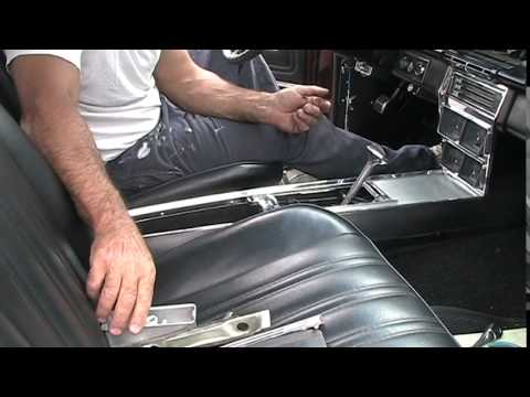 hqdefault 1966 impala or caprice console removal youtube
