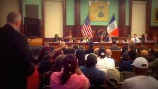 Council Member Melissa Mark-Viverito Speaks about Sequestration and its Impact on New York City