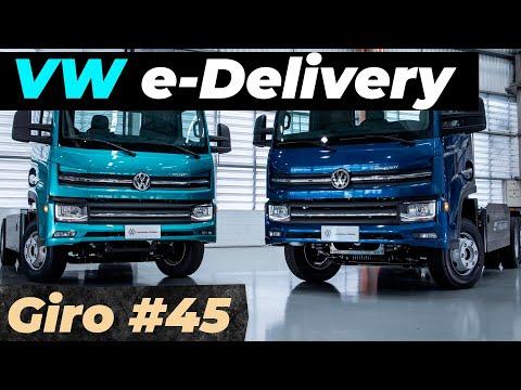 VW E-DELIVERY: O primeiro caminhão elétrico do Brasil / #GiroDaSemana 45