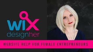 WixDesignHer Ladypreneur Planner Interview with Allison Anne Studios