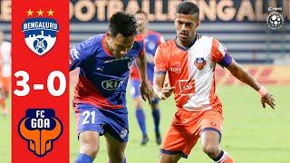 Hero ISL 2018-19 | Bengaluru FC 3-0 FC Goa | Highlights