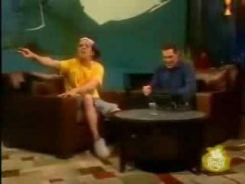 Steve- O : drunk on Too Late with Adam Carolla show