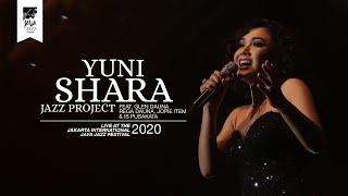 Yuni Shara Jazz Project Widuri live at Java Jazz Festival 2020