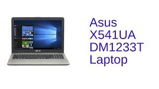 Asus X541UA DM1233T Laptop Specification