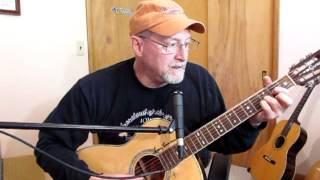 Psalm 62 Aaron Keyes - Sung by Ed Harp in Memory of Ron Menneke