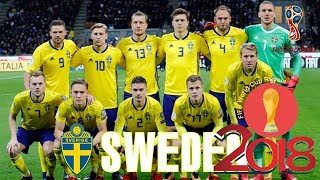 Sweden ● Road to Fifa World Cup 2018 ● Sweden road to russia 2018 ● All Goals and Highlights