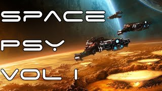 An Hour of Space Psychedelic Trance Music Vol. I
