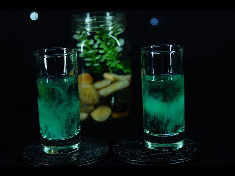 How To Prepare Cocktail Jellyfish - CocinaTv By Juan Gonzalo Angel