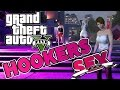 GTA V Where to find Hookers/Prostitute and have Sex (Hooker Locations)