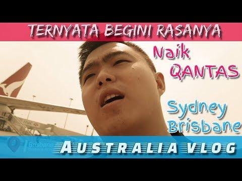 Australia Travel Vlog - Jakarta Sydney Brisbane
