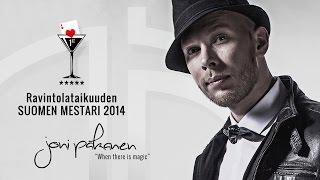 """Showreel - """"Millainen mies on Joni Pakanen?"""""""