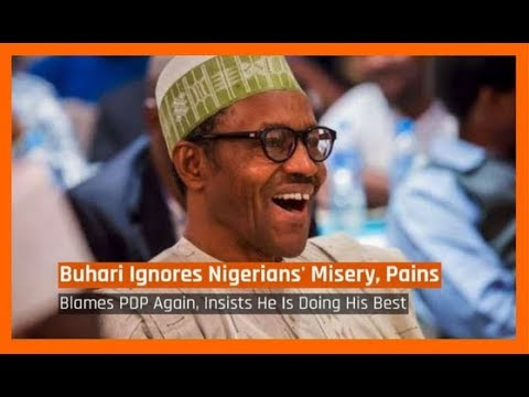 Nigeria News Today: 'I'm Doing My Best, Nigerians Just Don't Want To Admit It' - Buhari (17/01/2018)