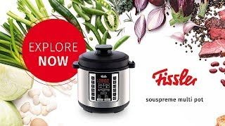 Fissler Multi Cooker Pot