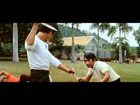 Bruce Lee Fight Scenes - Part 1 - THE BIG BOSS