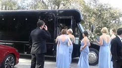 Tampa Wedding Shuttle Service | Tampa Yacht Club | Tampa Bus Rental