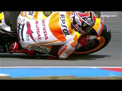 MotoGP™ Brno 2013 - Rivals Marquez And Lorenzo In Action