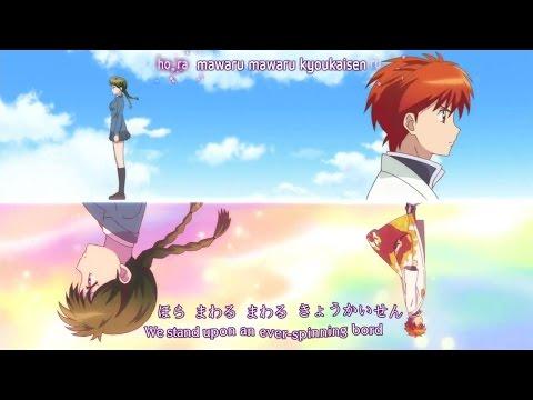 kyoukai no RINNE [HD] Opening lyric [Oukaranman/\ KEYTALK]