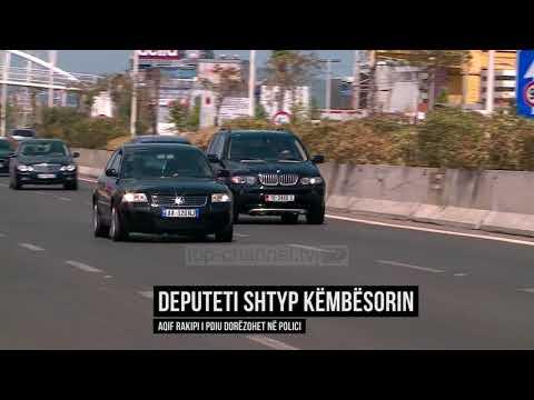 Deputeti shtyp këmbësorin, Aqif Rakipi dorëzohet në polici - Top Channel Albania - News - Lajme