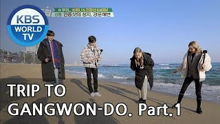 Gangwon-do, the best place for winter trips. Part.1 [Battle Trip/2019.02.03]