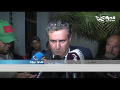 إطلاق عدة مشاريع اقتصادية في مدينة الحسيمة لاحتواء الاحتجاجات  - 19:20-2017 / 5 / 23