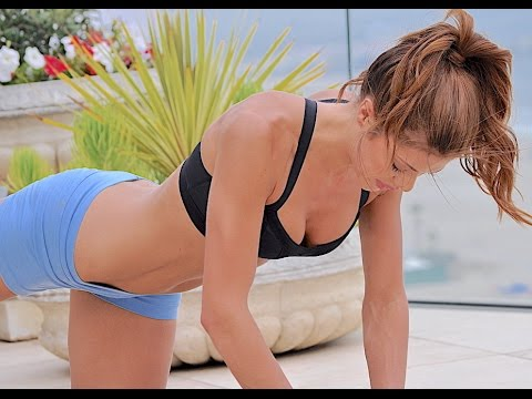 Full Body Workout With Power Grip-Ball/Medicine Ball - Strength Training Workout